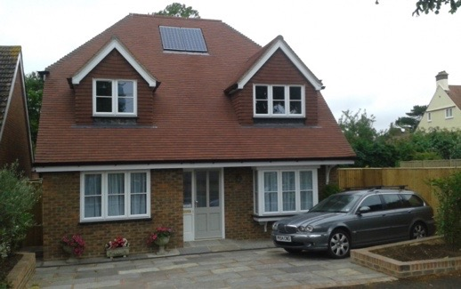 Chalgrove Road New Build