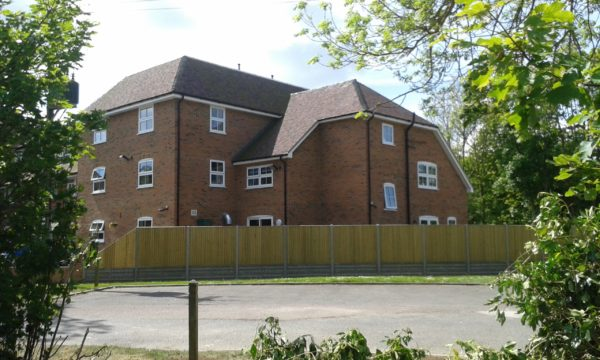 OLD RECTORY RESIDENTIAL HOME NEW BUILD