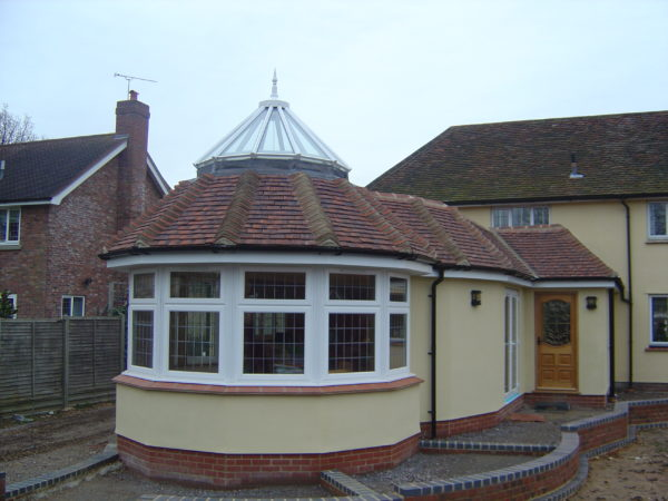 CONSERVATORY EXTENSION HATFIELD