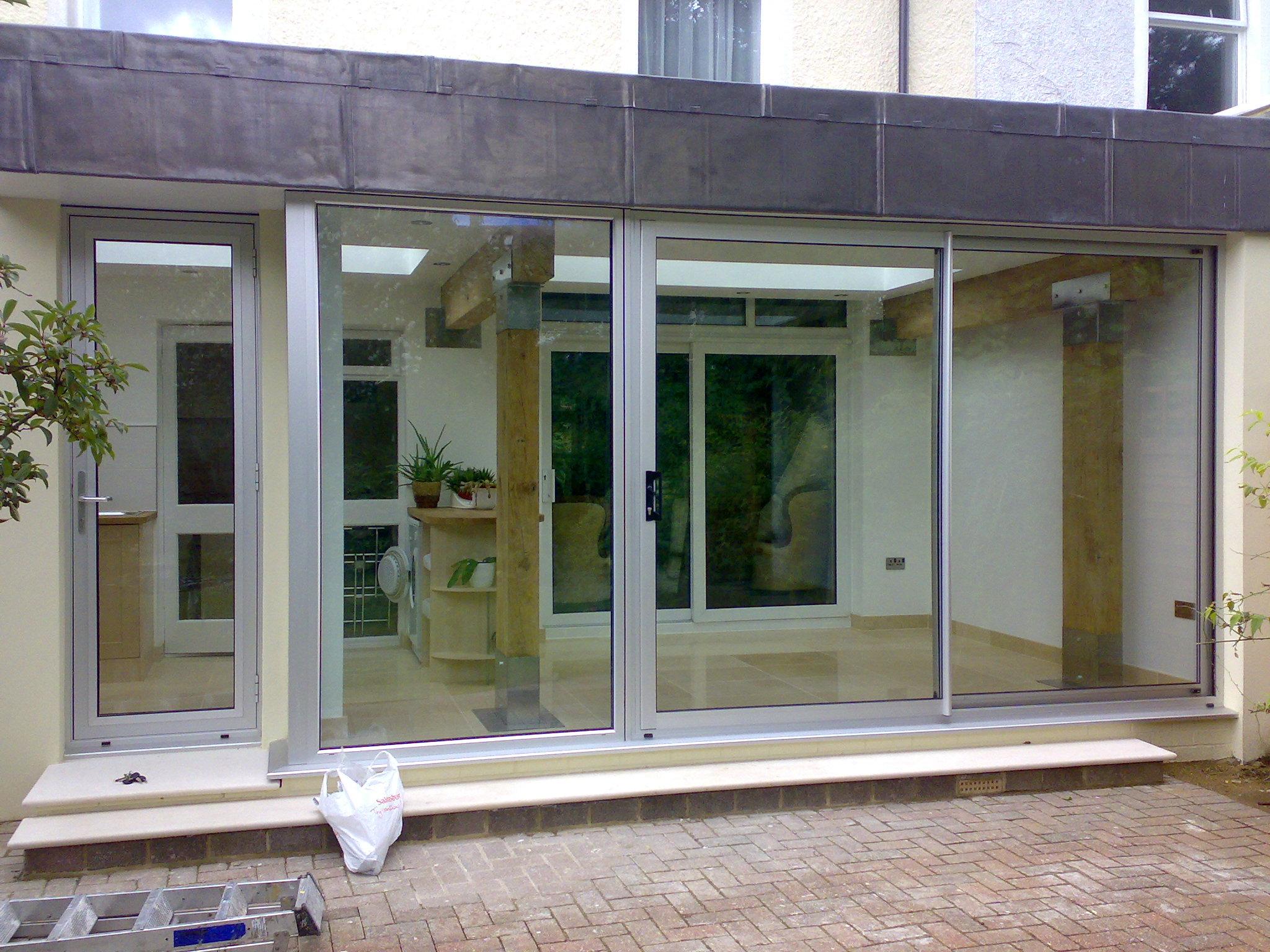 wallington rear conservatory