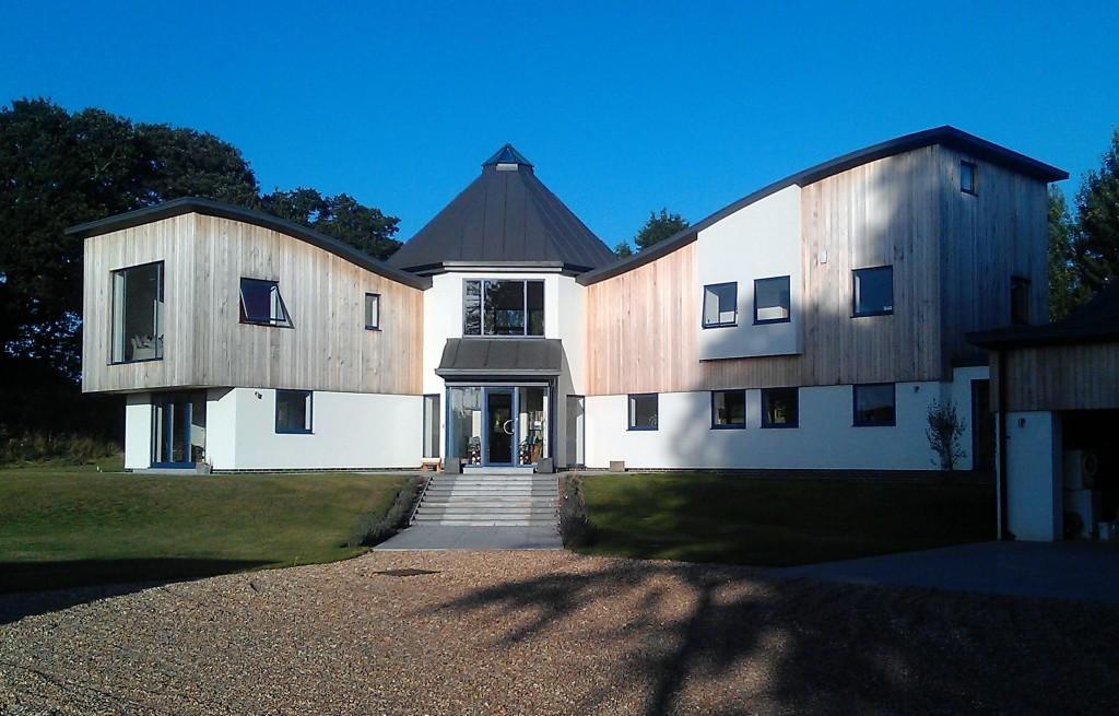 Waverley, New Build Sustainable Eco-Home